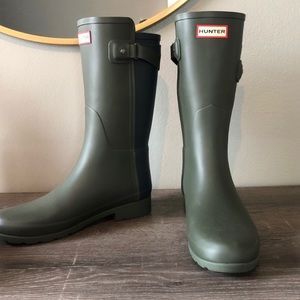 Women's Hunter Refined Short Rainboot
